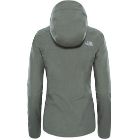The North Face Sangro Veste Femme, deep lichen green heather